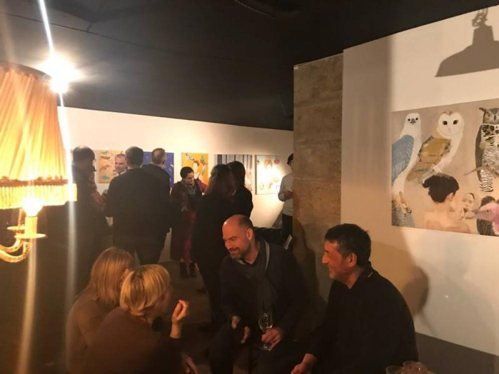 Art Galery Kazoart 's 3 years event