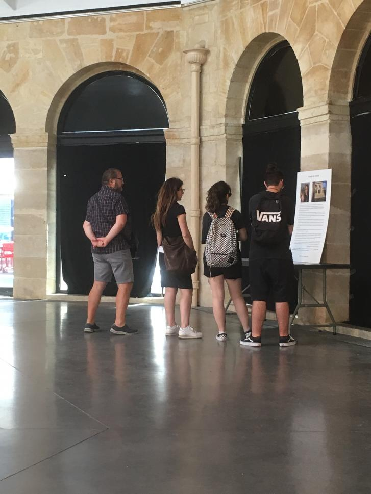 """Animal Kingdom""'s exhibition- Halles des Chartrons- Bordeaux"